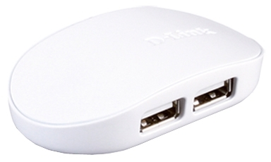 Концентратор D-Link DUB-1040 4port USB2.0