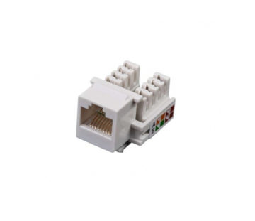 Модуль KeyStone RJ45 UTP, кат.5e, Krone type, Kingda