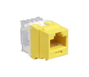 Модуль RJ45, кат. 6, UTP, Keystone, Panduit