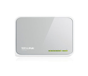 Комутатор TP-LINK TL-SF1005D mini 5x10/
