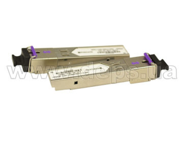 Ethernet SFP модуль. 100Mb 1x1310nm. SC 10км.