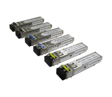 Ethernet SFP модуль. 100Mb 1x1310nm. LC 10км.