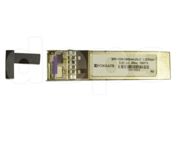 Ethernet SFP модуль. 1Gb 1x1550nm LC 20км.
