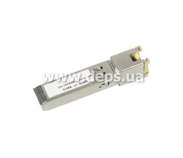 Ethernet SFP модуль. 10/100/1000, RJ45