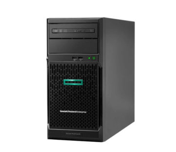 Сервер HPE ML30 Gen10 E-2124 3.3GHz 4-core 1P 8GB-U S100i 4LFF NHP 350W PS Entry Server