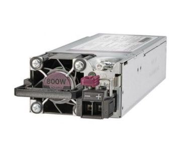 Блок живлення HP EnterpriseE 800W FS Plat Ht Plg LH Pwr Sply Kit