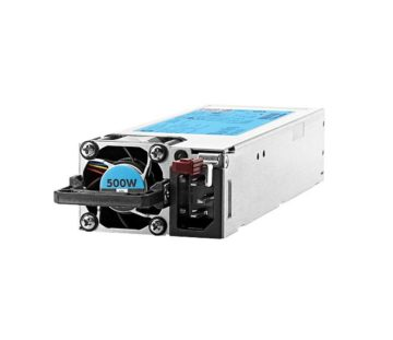 Блок живлення HP Enterprise 500W FS Plat Ht Plg Power Supply