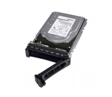 НЖМД DELL 1.2TB 10K RPM SAS 12Gbps 512n 2.5in Hot-plug
