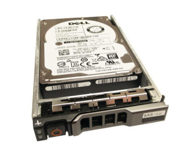 НЖМД Dell 1.8TB 10K SAS 12Gbps 512e 2.5in Hot Plug