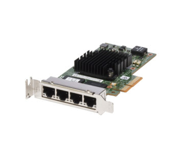 Сетевая карта Dell EMC Intel Ethernet i350-T4 QP 1Gb Server Adapter, Low Profile - Kit