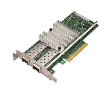 Сетевая карта Dell EMC X520 DP 10Gb DA/SFP+ Server Adapter X520-DA2, Low Profile