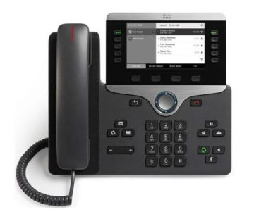 Проводной IP-телефон Cisco IP Phone 8811 Series