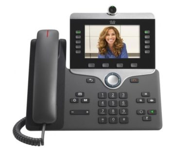 Проводной IP-телефон Cisco IP Phone 8845