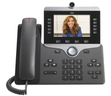 Проводной IP-телефон Cisco IP Phone 8865