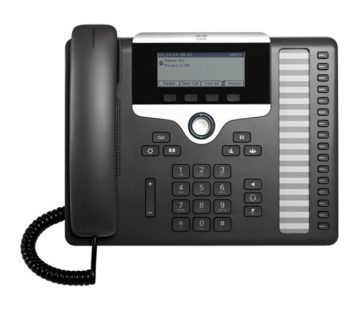 Проводной IP-телефон Cisco UC Phone 7861