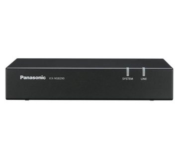 Шлюз Panasonic KX-NS8290CE PRI/ISDN in IP(SIP/H.323)